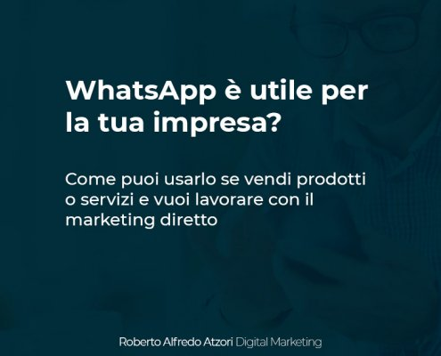 WhatsApp impresa
