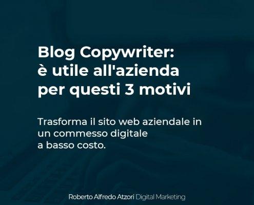 blog copywriter